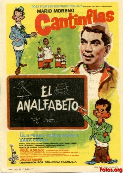 el analfabeto de cantinflas 1 link
