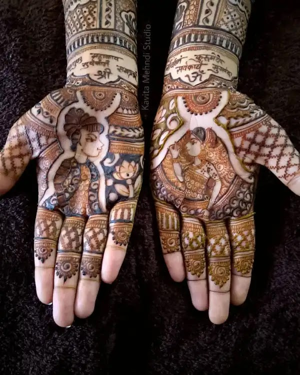 Cute_couple_henna_pattern_for_indian