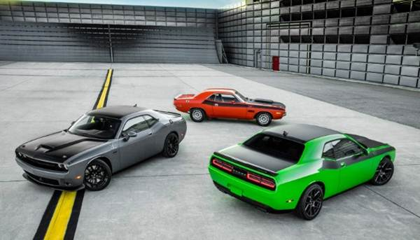 2017 Dodge Challenger Convertible