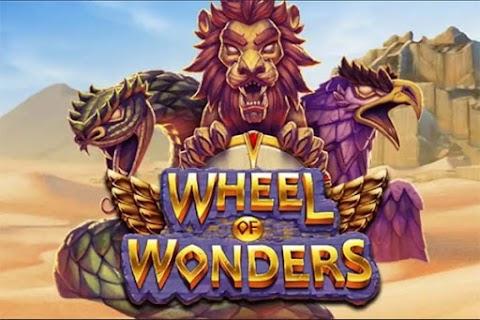 Main Gratis Slot Wheel of Wonders (Push Gaming) | 96.50% RTP