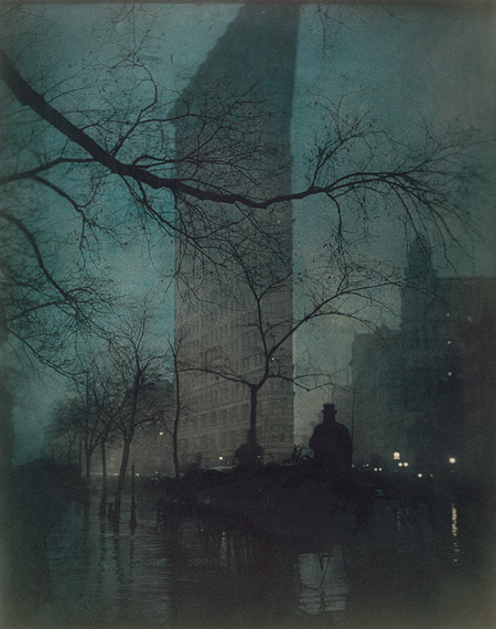 The Flatiron, 1904. Edward Steichen. Fotografía | Photography