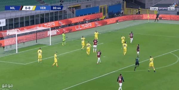 """مشاهدة مباراة هيلاس فيرونا وميلان بث مباشر""""الدوري الايطالي"""" hellas-verona vs Ac Milan"""