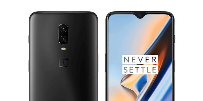 specifications of the OnePlus 6T phone