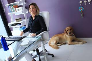 f3193b208a A advogada Andrea Giugliani do escritório pet friendly em São Caetano do Sul