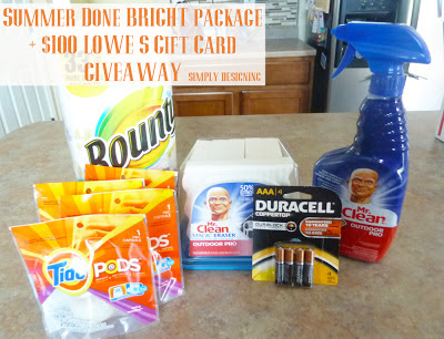 outdoor+cleaning+supplies How to Clean Your Grill + $100 Lowe's Gift Card + Outdoor Cleaning Prize Pack GIVEAWAY! #giveaway #ad 29