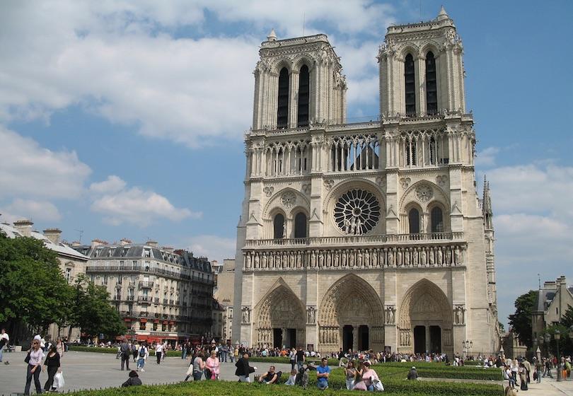 أشهر كنائس فرنسا