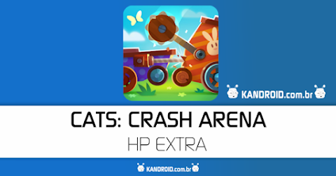 CATS: Crash Arena Turbo Stars v2.10 APK Mod (HP EXTRA)