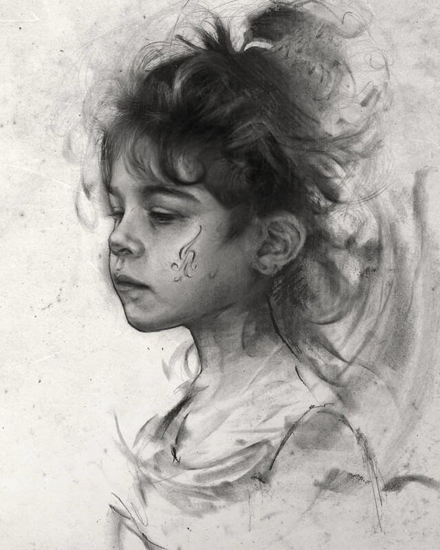 14-Maria-John-Fenerov-Charcoal-and-Graphite-Portraits-on-Paper-www-designstack-co