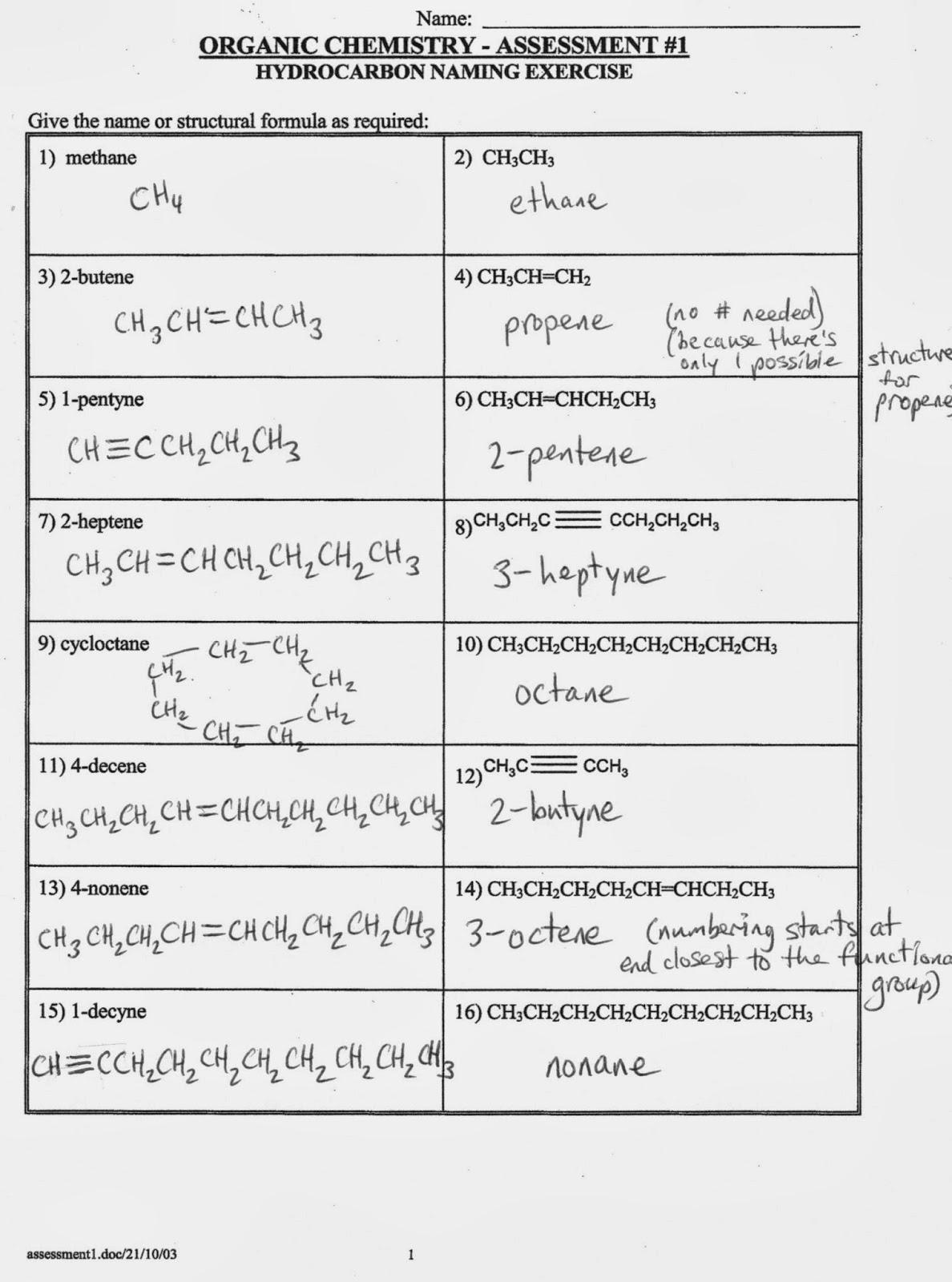 Ph And Poh Worksheet