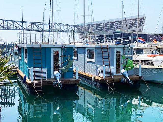 Boat Haus Mediterranean Experiencie en Barcelona