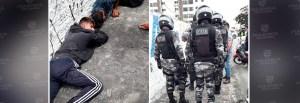 Tentativa de assalto a carro dos Correios termina em tiroteio e prisões; veja vídeos