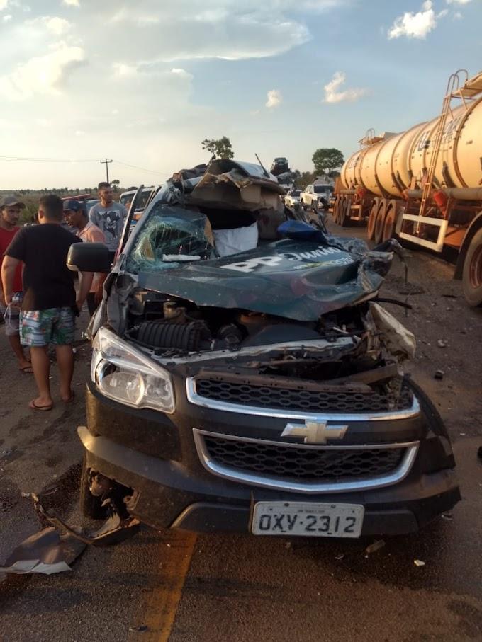 Urgente! PRF divulga informações sobre o acidente com o cantor Pepê Junior