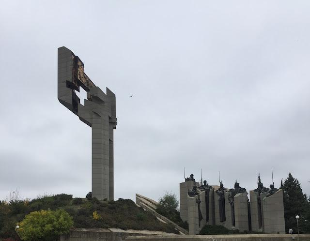 Monumento a la amistad búlgaro rusa