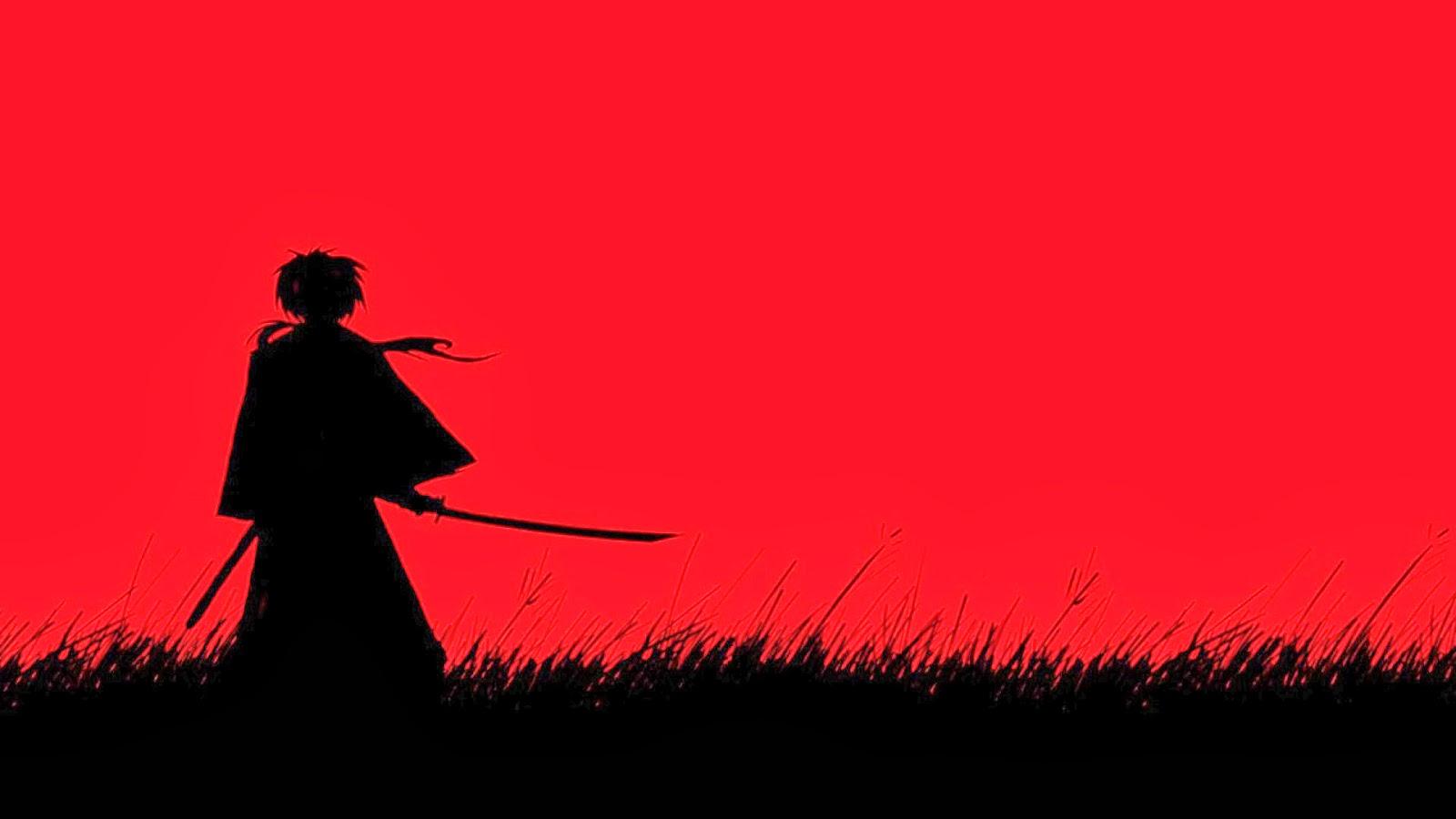 Room Design App Free Samurai X Kenshi Black Amp Red Hd Wallpaper Free