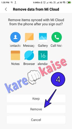 mi-account-remove-kaise-kare