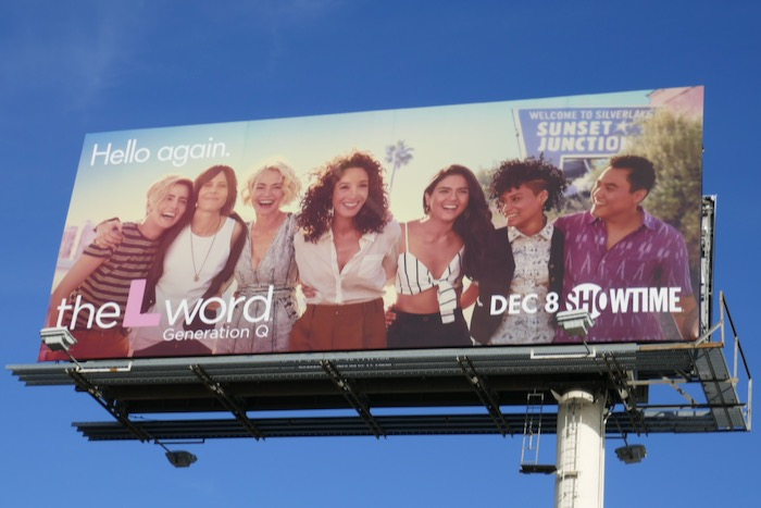 L Word Generation Q series premiere billboard