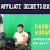 Rahul Mannan course | affiliate secrets 2.0 overview