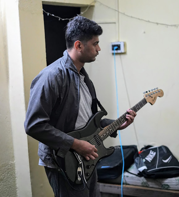 """Bangla Band """"Probaho"""" 7"""
