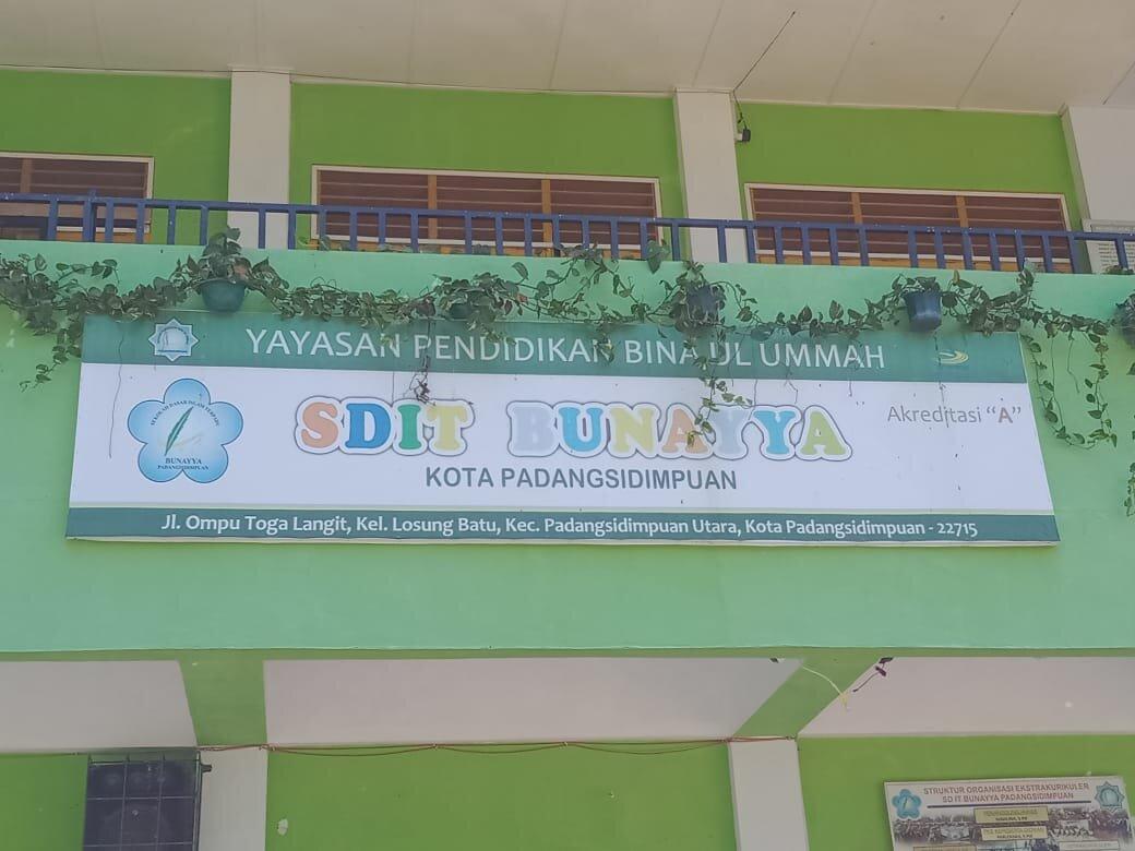 YPBU-SIT Bunayya, Terbaik di Kota Padangsidimpuan