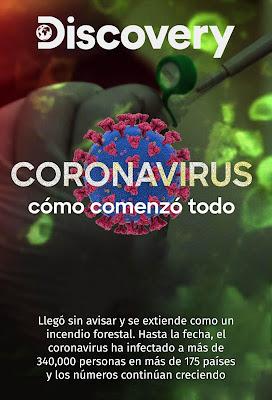 Coronavirus: cómo comenzó todo (Documental) [2020] [NTSC/DVDR- Custom HD] Español Latino