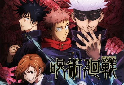 Jujutsu Kaisen (Episode 01 - 13) Batch Subtitle Indonesia