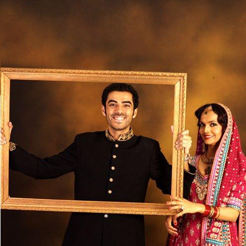 Aamina Sheikh Adeel Husain Romantic Wedding Shoot Mora Piya