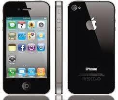 Spesifikasi Handphone Iphone 4S - Black