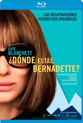 Whered You Go Bernadette [2019] [BD25] [Latino]