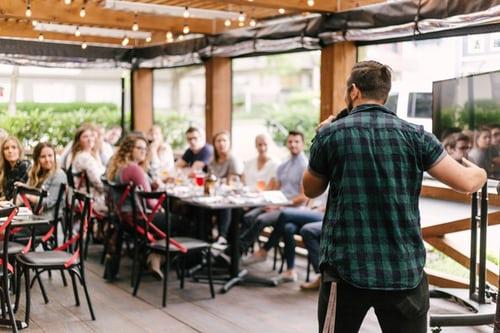 Tips Melakukan Public Speaking