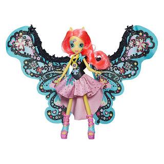 MLP Ponymania Fluttershy Doll