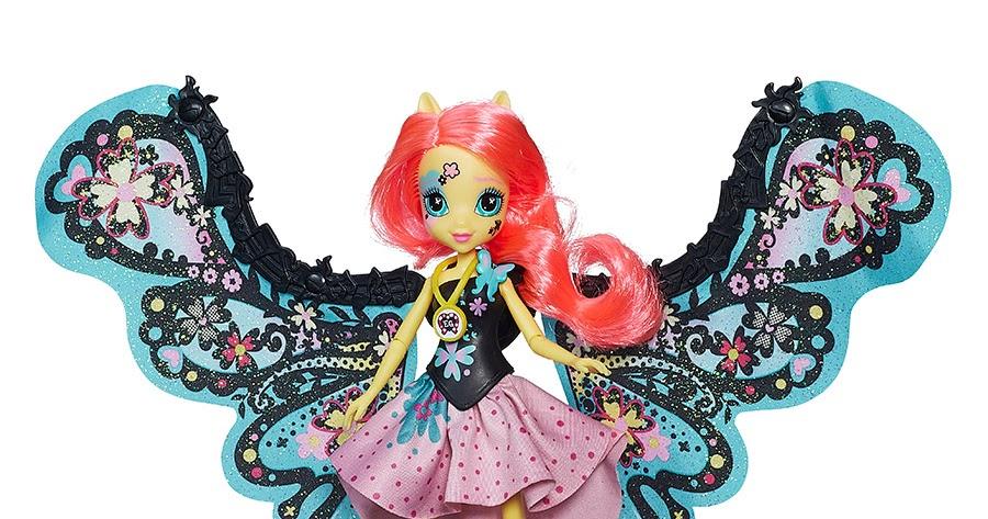 My little pony equestria girl dolls fluttershy - photo#49