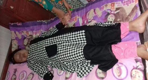 Siswi Ini Lumpuh Setelah Menerima Hukuman Squat Jump 90 Kali