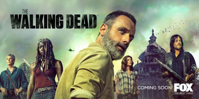 Trailer de la 9ª Temporada de 'The walking dead'