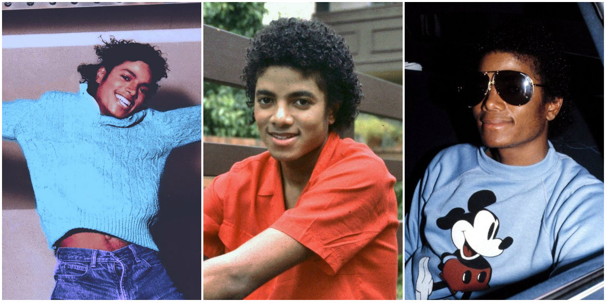 30 Vintage Photographs of a Young and Handsome Michael Jackson in