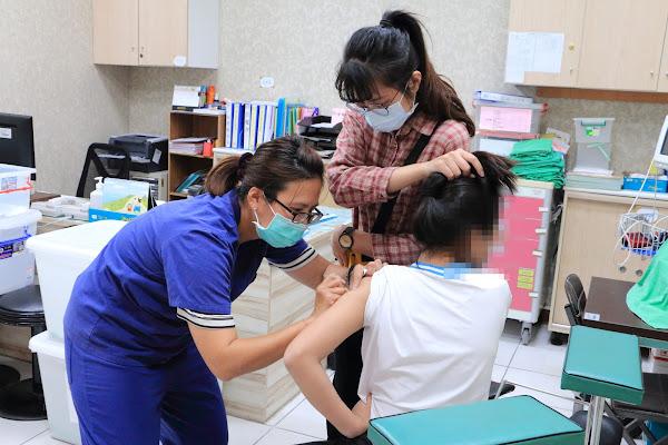 員榮醫療愛心擴及雲林 一心育幼院童免費打A肝疫苗
