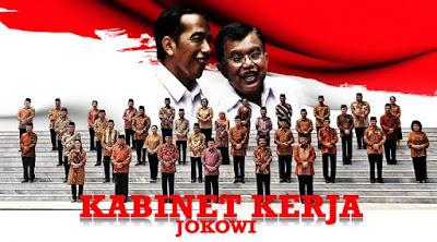 Kabinet Indonesia, Kabinet Kerja Jokowi