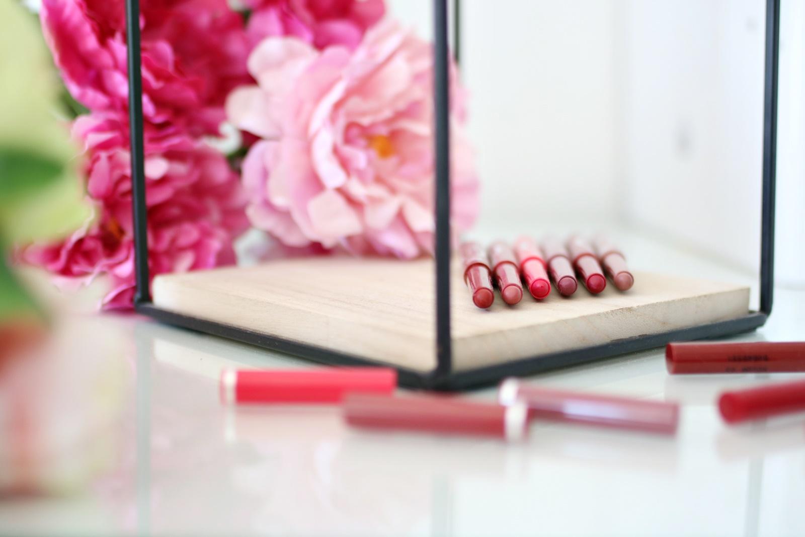 Bell Hypoallergenic Powder Lipstick -pudrowe pomadki w kredce