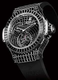 Montre Hublot One Million $ Black Caviar