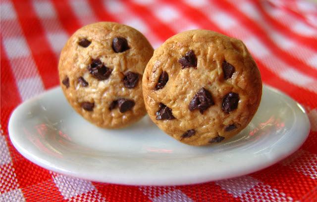 Beragam Variasi Bentuk Fake Danish Butter Cookies yang Imut-Imut