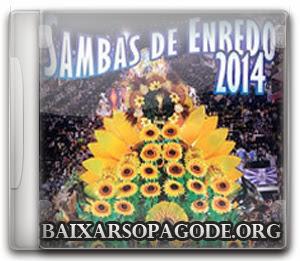 CD Sambas De Enredo - Rio de Janeiro (2014)
