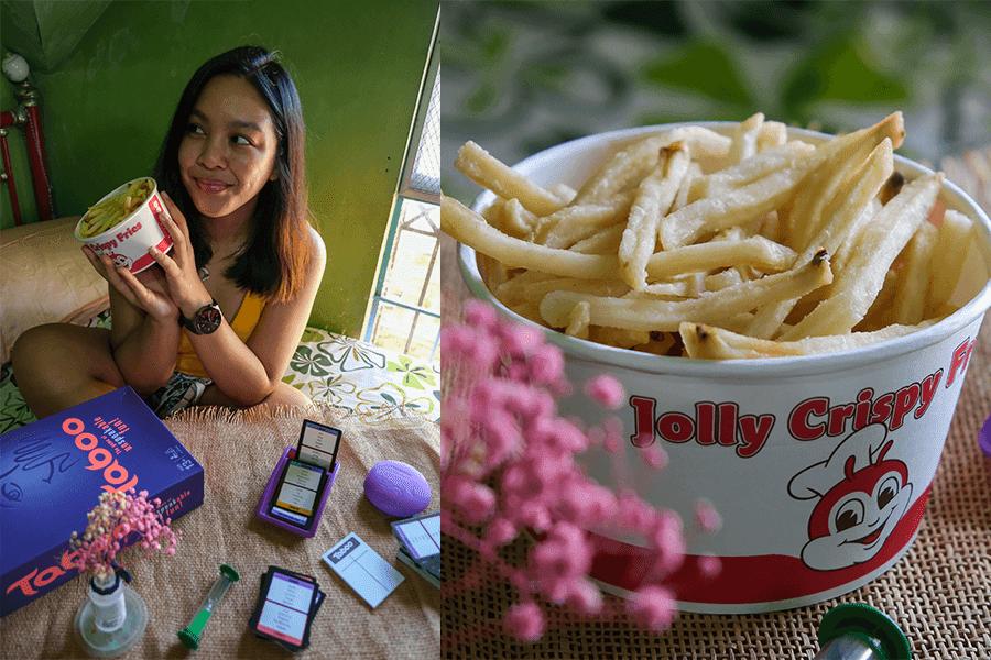 Patty Villegas - The Lifestyle Wanderer - Jollibee - Crispy - Fries - Bucket - Price -title