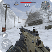 Rules of Modern World War Winter FPS Shooting Game MOD APK v3.1.2 [Free shopping/Unlimited money]