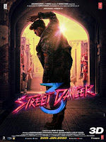 Street Dancer [3D] First Look Poster 13