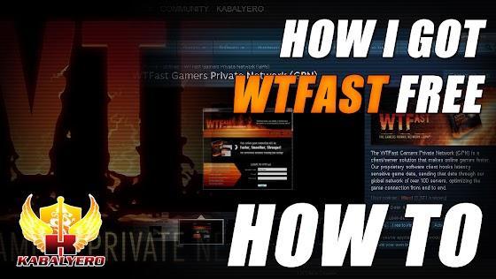 How I Got WTFast FREE