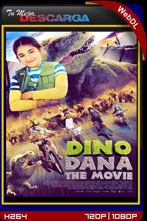 Dino Dana: La Película