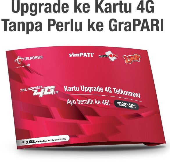 Program Telkomsel 4G LTE BOOM Berhadiah Mobil MBW