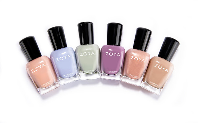 Zoya Calm Spring 2020 Collection