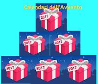 Logo Calendari dell'Avvento 2017 : iniziamo con un primo breve riepilogo