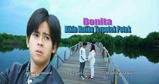 Pemain ftv Bonita Bikin Hatiku Tepotek Potek