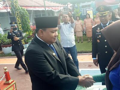 Kakankemenag Hadiri Upacara Pemberian Remisi WBP di Lapas Klas IIB Tanjungbabalai